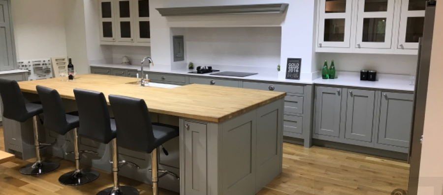 Mayflower kitchens showroom one
