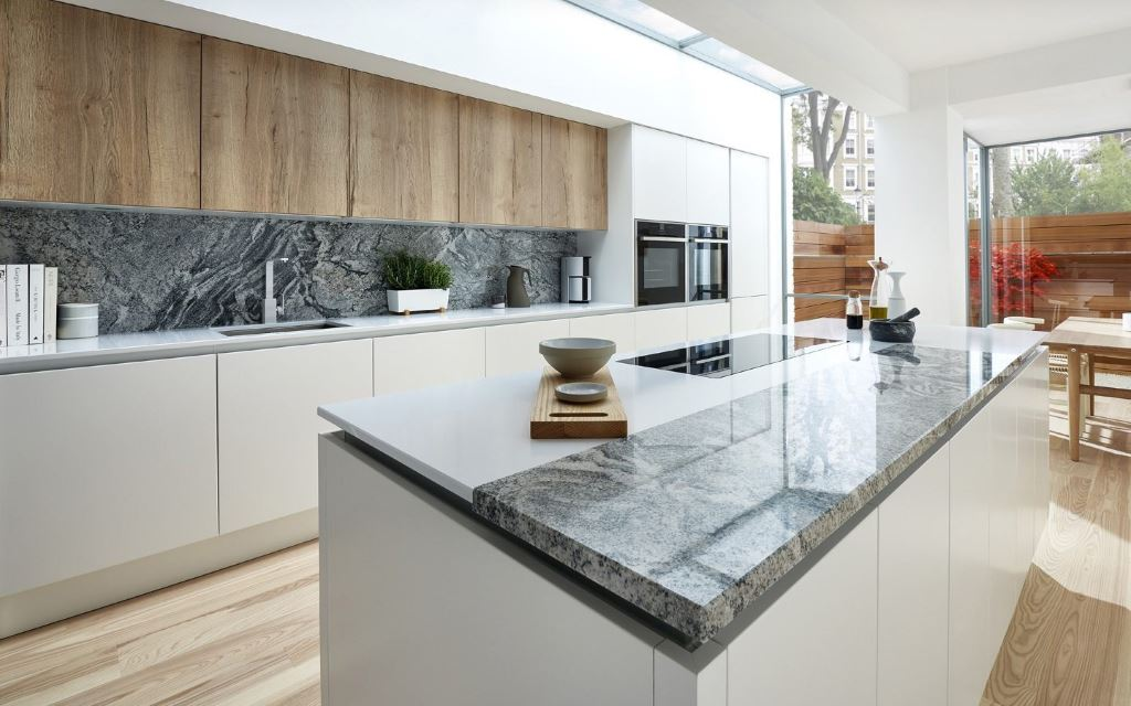 True Handleless kitchens from Mayflower Kitchens